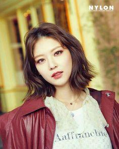 Gong Seung Yeon in Nylon Korea March 2018 Korean Actresses, Asian Actors, Korean Actors, Seo Kang Joon, Jung So Min, Spanish Actress, Chinese Actress, Korean Star, Korean Girl