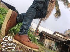 Men boots / Vintage Life Style /Hipster Oxfird Shoes / Men fashion /Men Shoes