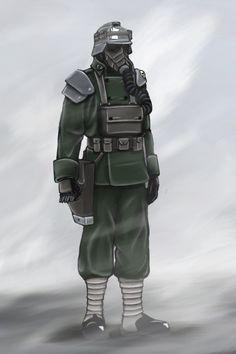 Kriegger Kross by Hazard-Trooper on deviantART
