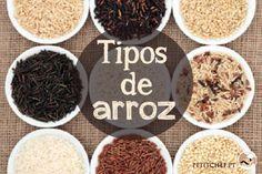 Tipos, variedades e usos do Arroz - O arroz é um dos cereais que mais consumimos no dia a dia. Normalmente utilizamos um tipo de arroz, no máximo dois. Uma minoria atreve-se a experimentar coisas novas e opta por outros tipos de arroz. Descubra quais os tipos de arroz que existem, como os pode cozinhar e atreva-se também a fazer deliciosos pratos. Read more at http://pt.petitchef.com/artigos/receitas/tipos-variedades-e-usos-do-arroz-