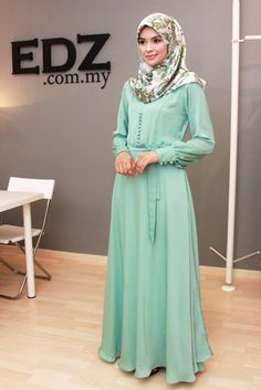 bawal-butterfly-green-Kate-hijab.jpg (534×800)