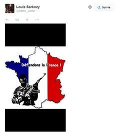 Le fils de Sarkozy appelle les gens à prendre les armes | Stop Mensonges