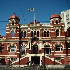 Melbourne City Baths – Open House Melbourne 2013