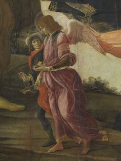 Botticelli, The Trinity with Saints - The Courtauld Institute of Art