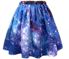 Nebula Skirt...this is really cool could pair it with black tights/nylons
