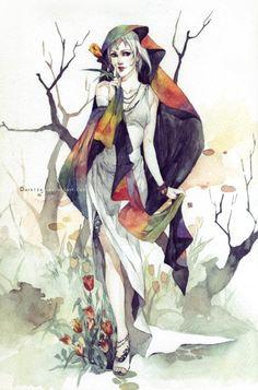 Illustrations by Dark134