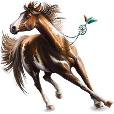 Зов прерий, Pferd Araber Rappe #10306227 - Howrse