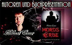 Leserattes Bücherwelt: [Autoren und Buchpräsentation] Heute mit Helmut Ex...