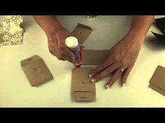 Pocket Explosion Box - YouTube