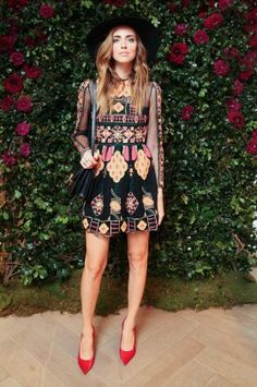 It Girl Afternoon - Chiara Ferragni