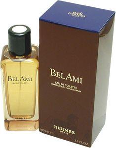 Bel Ami (men) 100ml edt Hermes - ♂ мужской парфюм, 1986 год.