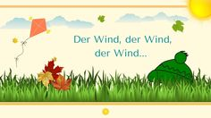 """""""Der Wind"""" (Herbstlied mit Taktwechsel) - klatscht mit im Refrain und am Ende wird geschlafen und geschnarcht..."""