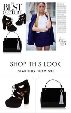 """Bez naslova #21"" by dz-eminaa ❤ liked on Polyvore featuring New Look"
