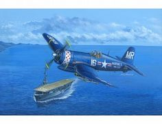 The Hobby Boss Vought F4U-4B Corsair Model Kit in 1/48 scale from the plastic…