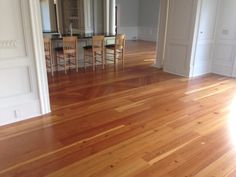 Reclaimed floors finished with Bona Traffic HD by our Bona Certified Craftsman. Hardwood Floor Care, Hardwood Floors, Flooring, Pine Floors, Floor Finishes, Craftsman, Home, Wood Floor Tiles, Artisan