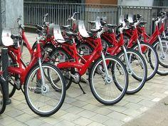 StadtRad Hamburg - Self-service cycle hire in Hamburg // First half an hour free