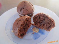 Muffinky MAXI čokoládové nejlepší co jsem zatím jedla