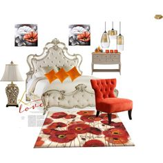 Live love by nessa-sfc on Polyvore featuring polyvore, interior, interiors, interior design, hogar, home decor, interior decorating, Abbyson Living, Stylecraft, Cultural Intrigue and Hooker Furniture