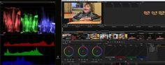 Color grading eines Trailers: Hier http://www.facebook.com/glueckspilzefilm