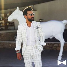 mens fashion style white suit http://www.99wtf.net/young-style/urban-style/college-student-clothes-ideas-fashion-2016/