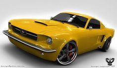 Killer Custom Ford Mustangs Daily at: http://hot-cars.org/