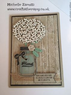Michelle Zanotti ~ Stampin' Up! Demonstrator UK Not all my projects end up on my…