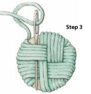 Make Your Own Buttons! - Knitting Daily - Knitting Daily