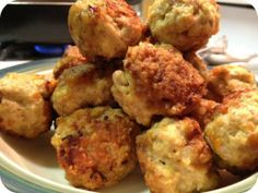 Party on with curry balls! | Healthy Serves One
