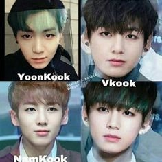 THERE'S SOMEONE IN SCHOOL WHO LOOKS LIKE NAMKOOK OMF - - - #bts #bangtan…