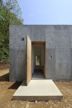 """A"" house in Kisami, Japan _ 2011 by Florian Busch Architects"
