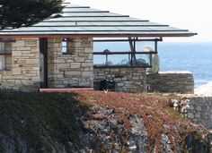 Frank Lloyd Wright Beach House | Frank Lloyd Wright, Clinton Walker Residence | Flickr - Photo Sharing!