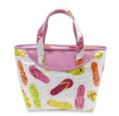 Picnic at Ascot Beach Day Collection Small Insulated Tote Bag in Flip Flop Cotton Picnic at Ascot http://www.amazon.com/dp/B0011DDBPG/ref=cm_sw_r_pi_dp_ZFyItb0KQA2DT3RZ