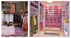 Dreamy Closets