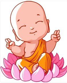 """Buddha Crypt"" stickers set for Telegram Buddha Drawing, Buddha Painting, Baby Buddha, Little Buddha, Buddha Doodle, Buddha Art, Cartoon Drawings, Cute Drawings, Buddhism Wallpaper"