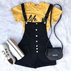 Really Cute Outfits, Cute Comfy Outfits, Cute Girl Outfits, Retro Outfits, Beautiful Outfits, Stylish Outfits, Summer Outfits, Girls Fashion Clothes, Teen Fashion Outfits