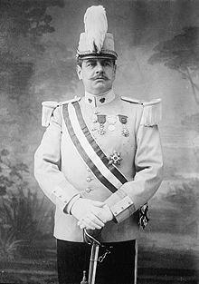 Louis Honore Charles Antoine Grimaldi II, Prince of Monaco.  Only child of Prince Albert I of Monaco and Lady Maria Victoria Hamilton.