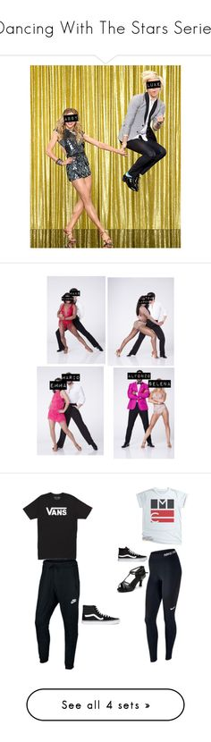 """""""Dancing With The Stars Series"""" by egcapel ❤ liked on Polyvore featuring art"""