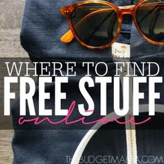 Where to Find Free Stuff Online SQ