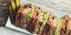 Healthy Clubhouse Sandwich