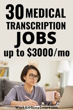 Looking for the best medical transcription jobs from home? Here's a list of medical transcriptionist jobs available online. Legit Work From Home, Legitimate Work From Home, Work From Home Jobs, Transcription Jobs From Home, Medical Transcriptionist, Companies Hiring, Work From Home Companies, Online Jobs, Work From Home Business