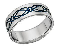 Image detail for -celtic-irish-wedding-rings Mens Celtic Wedding Bands, Irish Wedding Rings, Irish Rings, Wedding Band Tattoo, Wedding Ring Bands, Tattoo Ringe, Irish Tattoos, Celtic Rings, Celtic Knots