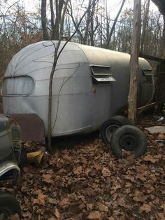 Vintage Rv, Vintage Campers, Air Stream, Airstream Trailers, Vintage Travel Trailers, Tiny Houses, Glamping, Recreational Vehicles, Outdoor Gear