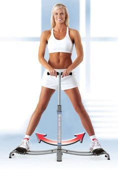 Amazon.com: Fitness Quest Leg Magic Ultra: Sports & Outdoors