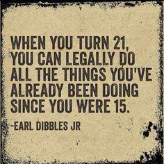 Earl Dibbles Jr Quotes