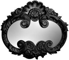 A mirror that looks classy but still reminds me I am batman! The shit!