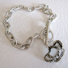 Royal Crown Bracelet now featured on Fab.