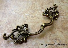 keeler brass co antique french provincial cabinet pulls in brass