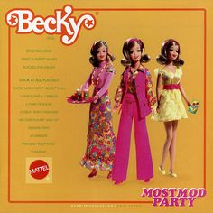 2009 (1971) Becky - Most Mod Party #