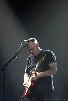David Gilmour.........I could listen to him all day long, and have