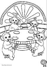 24 teletubbies printable coloring pages for kids find on coloring book thousands of coloring pages